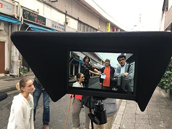 Vol.20『ハマの靴探偵』(監督:井川広太郎)撮影風景